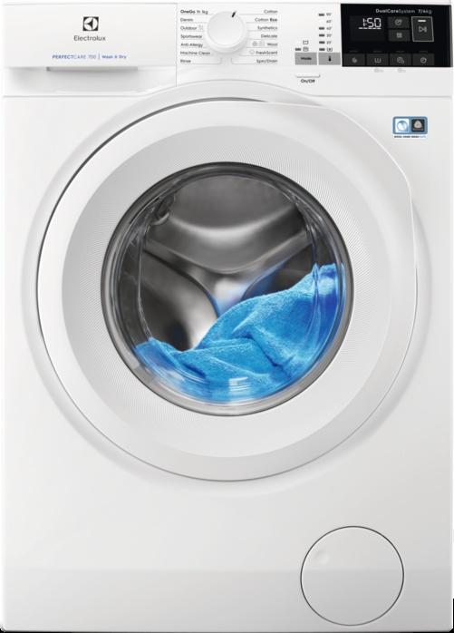 Electrolux PerfectCare 700 EW7W447W Pračka se sušičkou