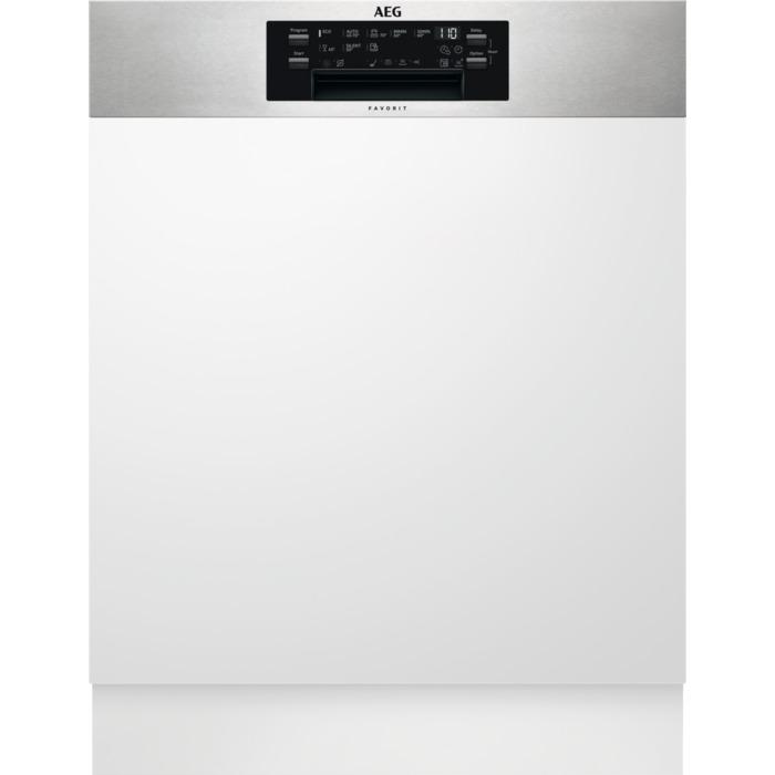 AEG Mastery FEE63716PM - Myčka nádobí - s panelem