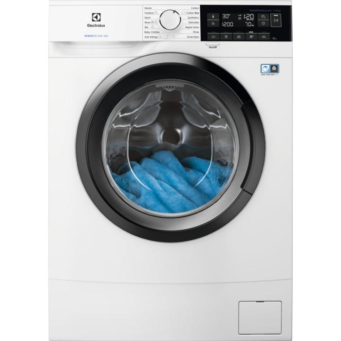 Electrolux PerfectCare 600 EW6S347S Pračka předem plněná - úzká