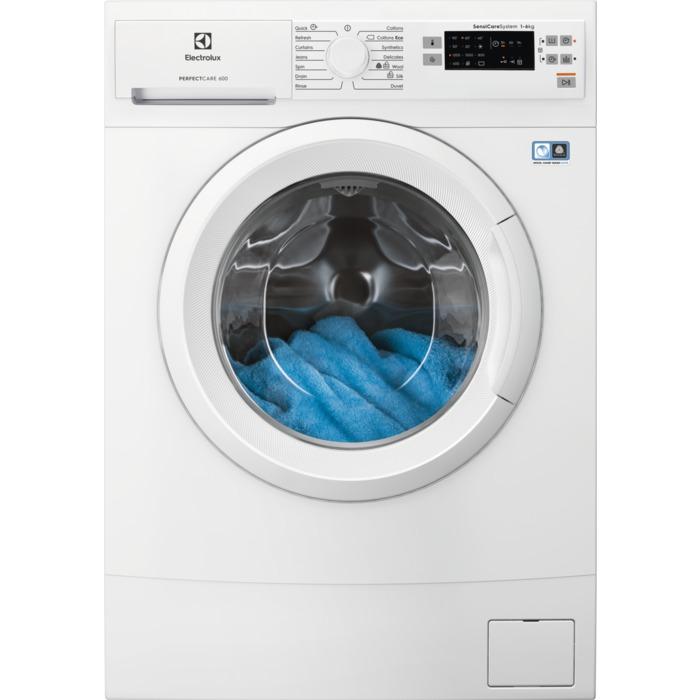 Electrolux PerfectCare 600 EW6S526WC Pračka předem plněná - úzká