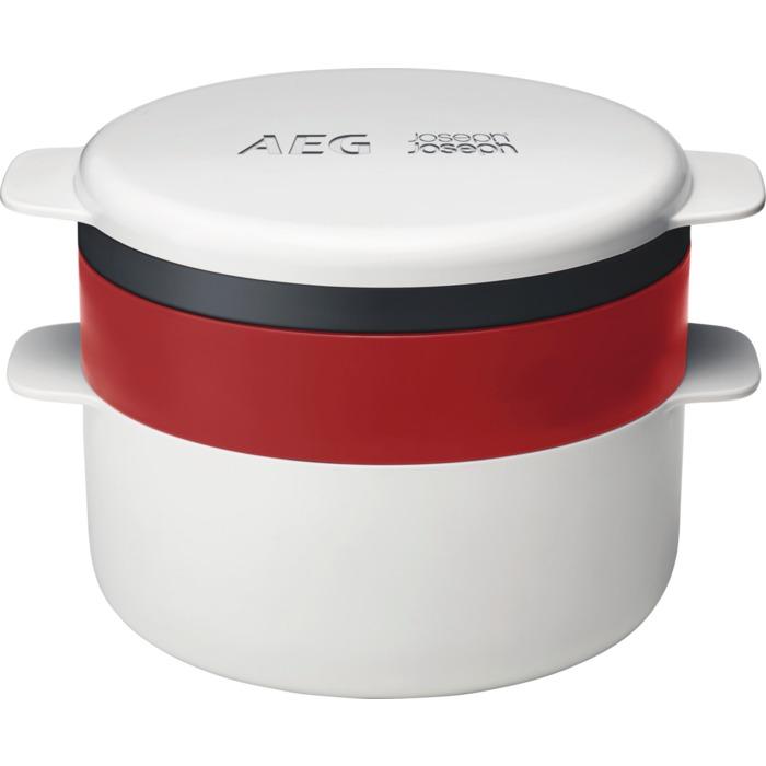 AEG A9MBSET Kuchyňská sada pro přípravu různých pokrmů v mikrovlnné troubě