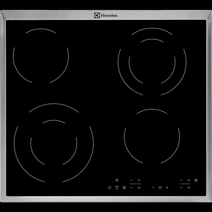 Electrolux EHF6346XOK Sklokeramická deska