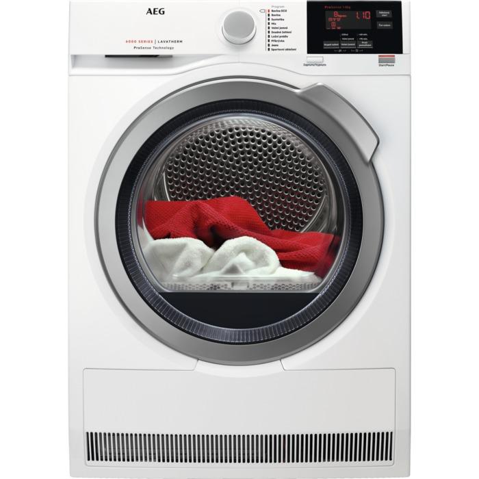 AEG ProSense™ T6DBG28SC Sušička prádla