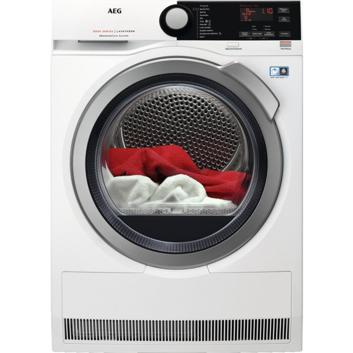 AEG AbsoluteCare® T8DBE68SC Sušička prádla