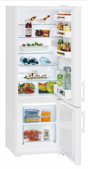 Liebherr CU 2811 Kombinovaná chladnička