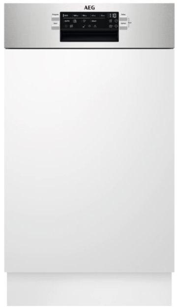 AEG Mastery MaxiFlex FEE73517PM Vestavná myčka
