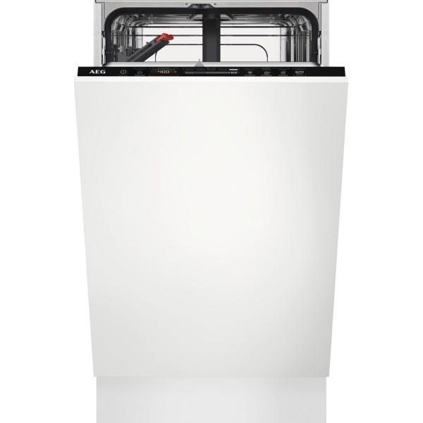 AEG Mastery GlassCare FSE73407P Myčka nádobí - plně integrovaná 45 cm