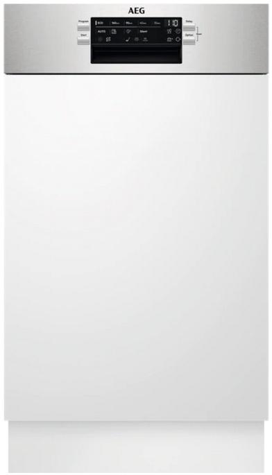 AEG Mastery FEE73407ZM Myčka nádobí - s panelem 45 cm