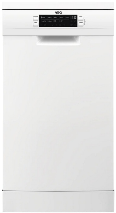 AEG Mastery FFB62407ZW Myčka nádobí 45 cm