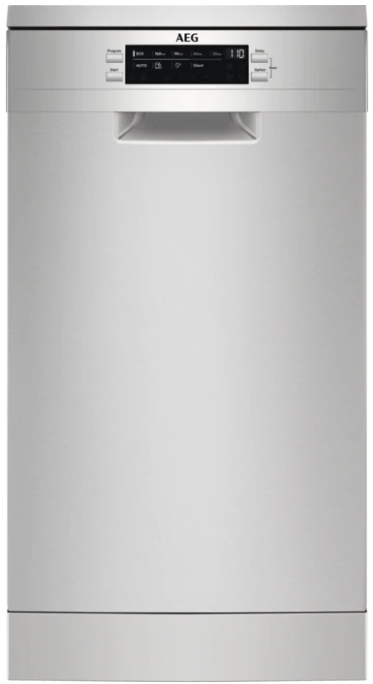 AEG Mastery FFB72517ZM Myčka nádobí 45 cm