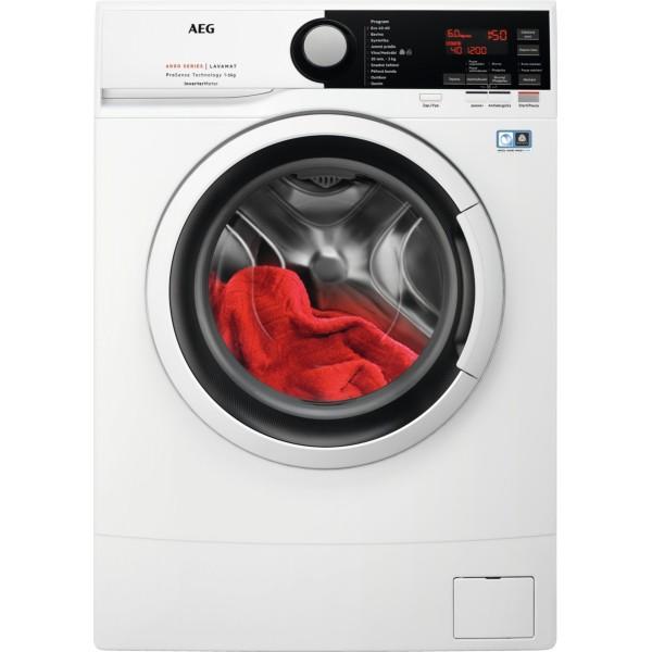 AEG ProSense™ L6SEU26IWC Pračka předem plněná - úzká