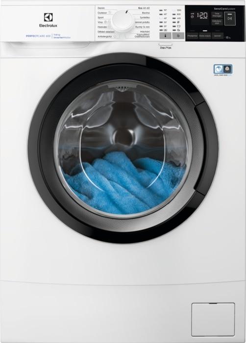 Electrolux PerfectCare 600 EW6S406BCI Pračka předem plněná - úzká