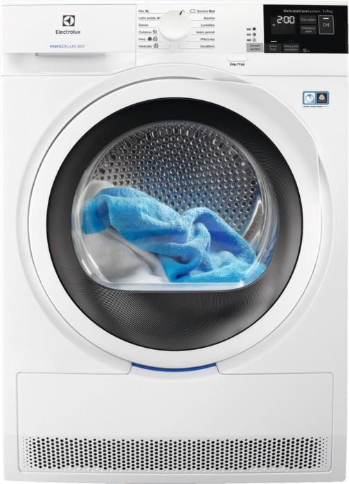 Electrolux PerfectCare 800 EW8H457WC Sušička prádla