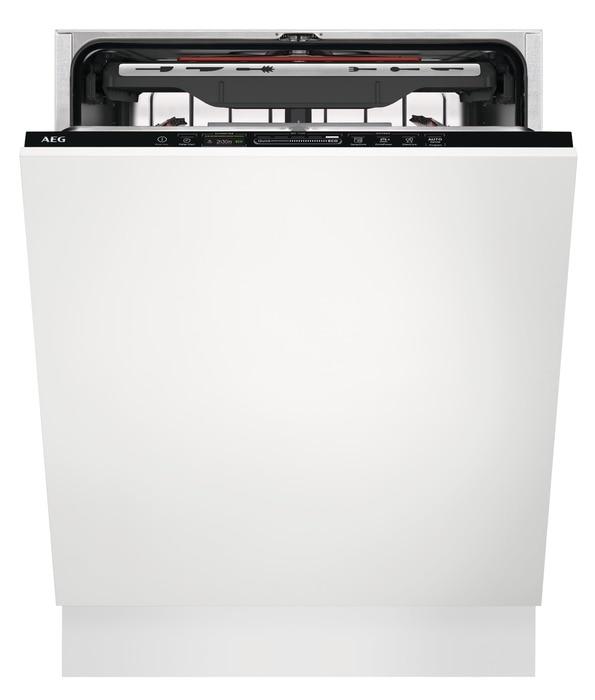 AEG Mastery ComfortLift FSK93848P Vestavná myčka nádobí 60 cm