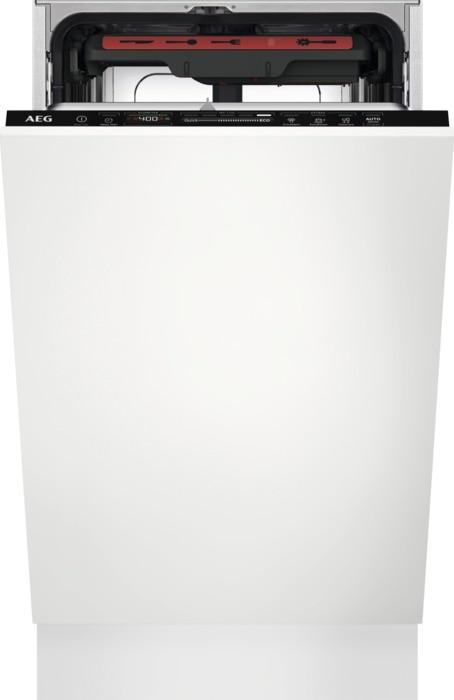 AEG Mastery MaxiFlex FSE73527P Vestavná myčka nádobí 45 cm