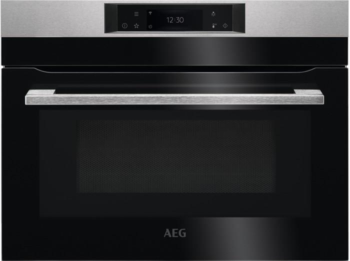 AEG Mastery Quick&Grill KMK725880M Trouba vestavná kompaktní