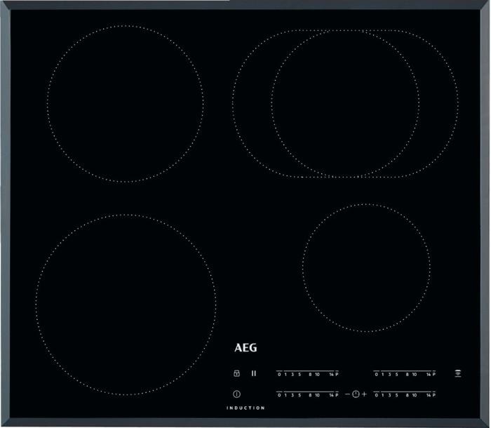 Set AEG BCK455350M + IKB64413FB