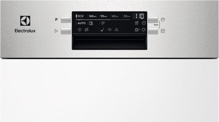 Electrolux 700 FLEX MaxiFlex EEM43300IX Myčka nádobí - s panelem 45 cm