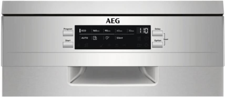 AEG Mastery FFB62407ZM Myčka nádobí 45 cm