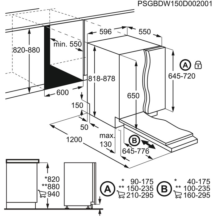 Set Electrolux EOF3H40X + EHH6240ISK + EEA27200L